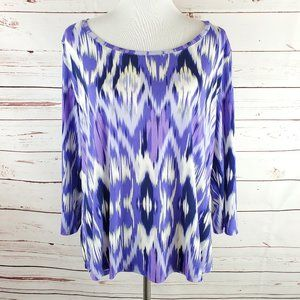 Chico's ~ Stretchy Blouse